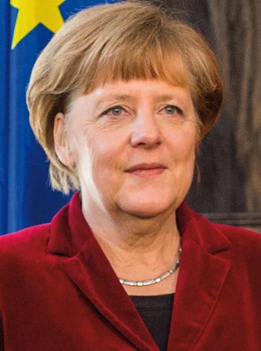 Angela Merkel Leadership Profile