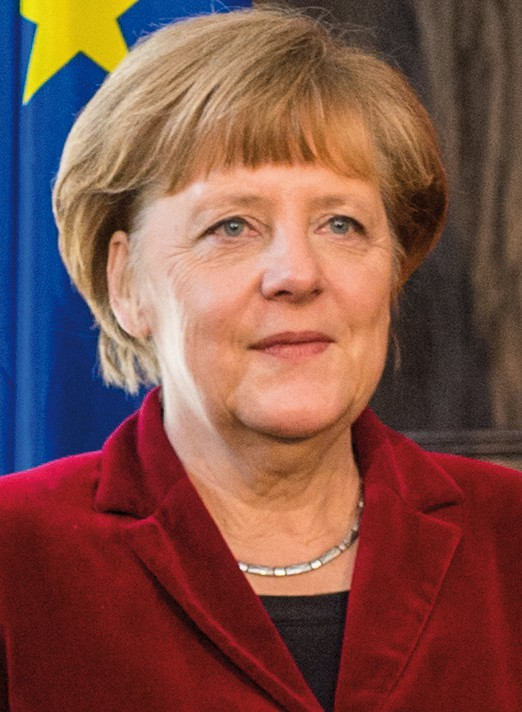 Angela Merkel Leadership Profile