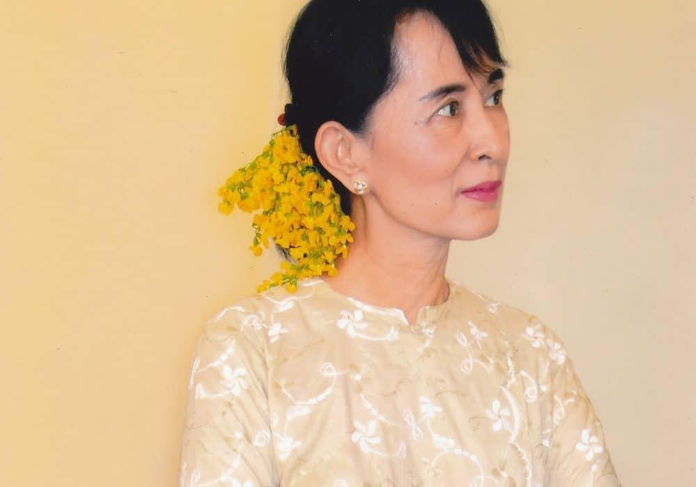 Aung San Suu Kyi Leadership Profile