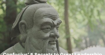 Confucius Leadership