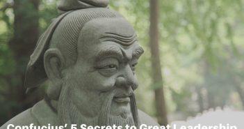 Confucius Leadership