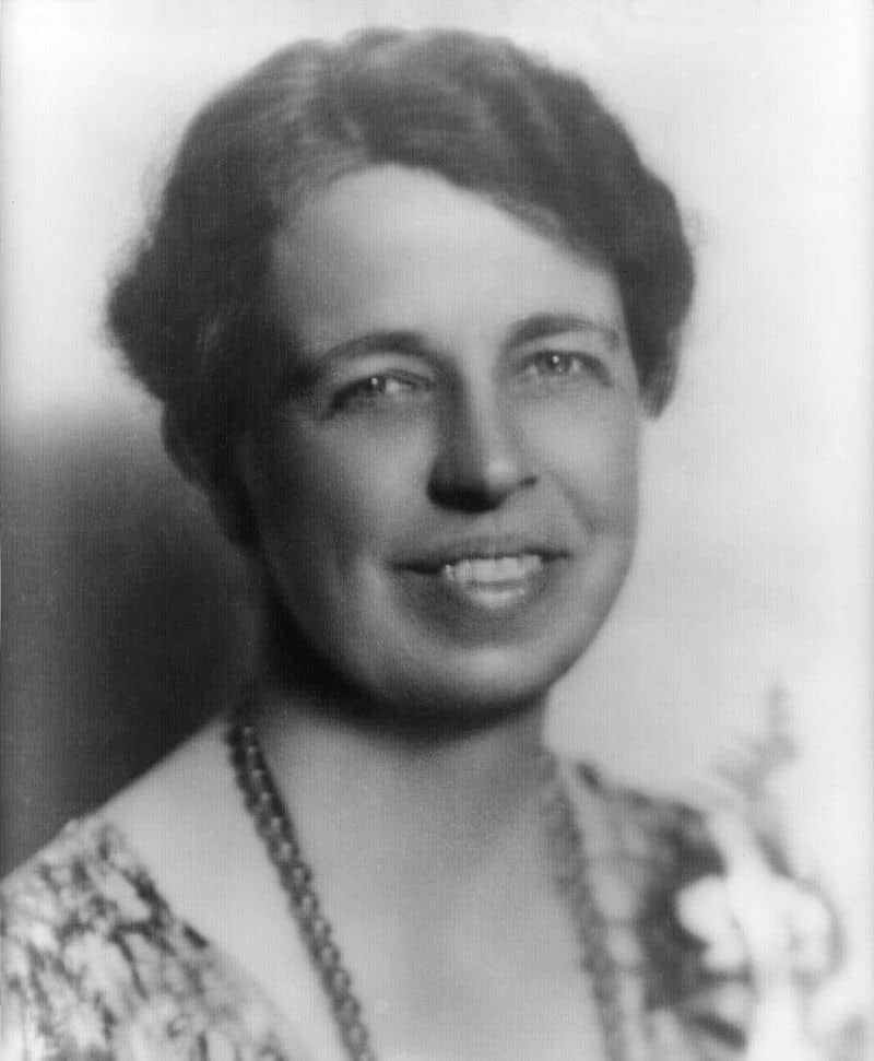 Eleanor Roosevelt Leadership Profile