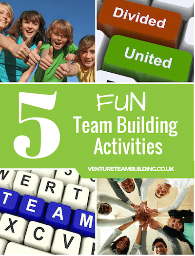5 Fun Team Building Activities