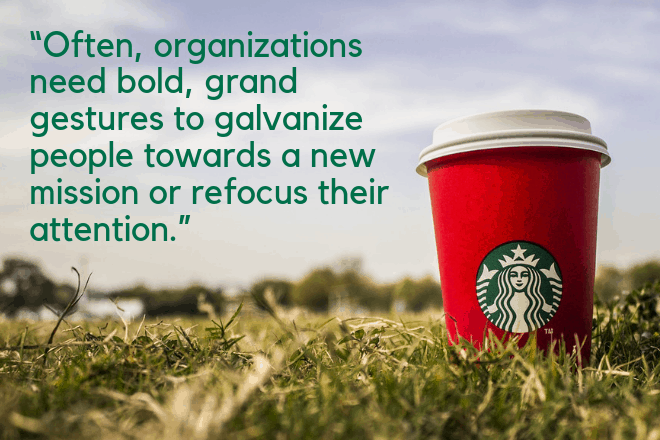 Top 13 Inspirational Howard Schultz Leadership Quotes
