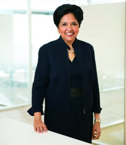 Indira Nooyi Leadership Profile