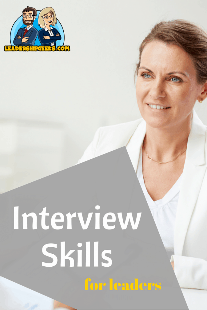 Interview Skills for Leaders