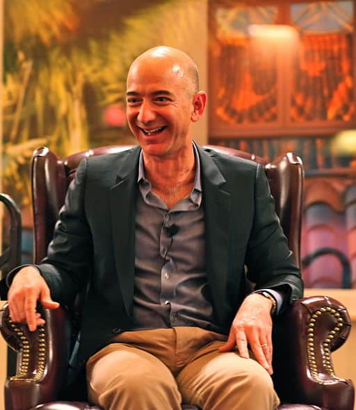 Jeff Bezos Leadership Profile