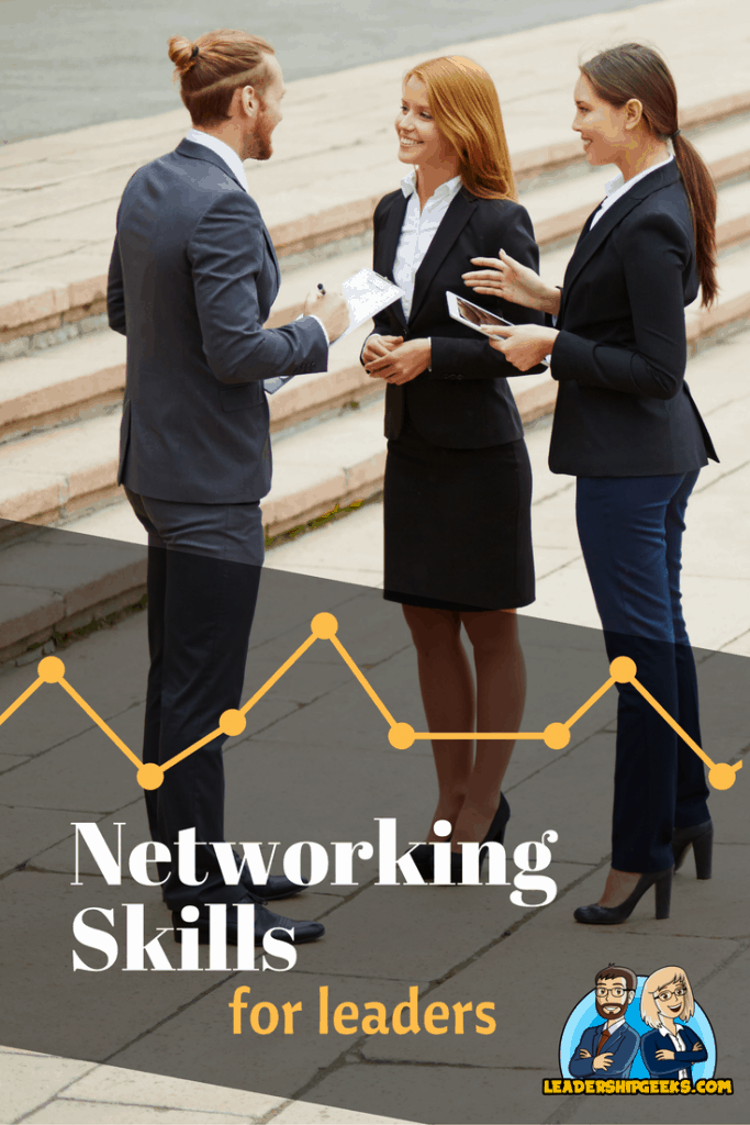 Networking Skills for Leaders