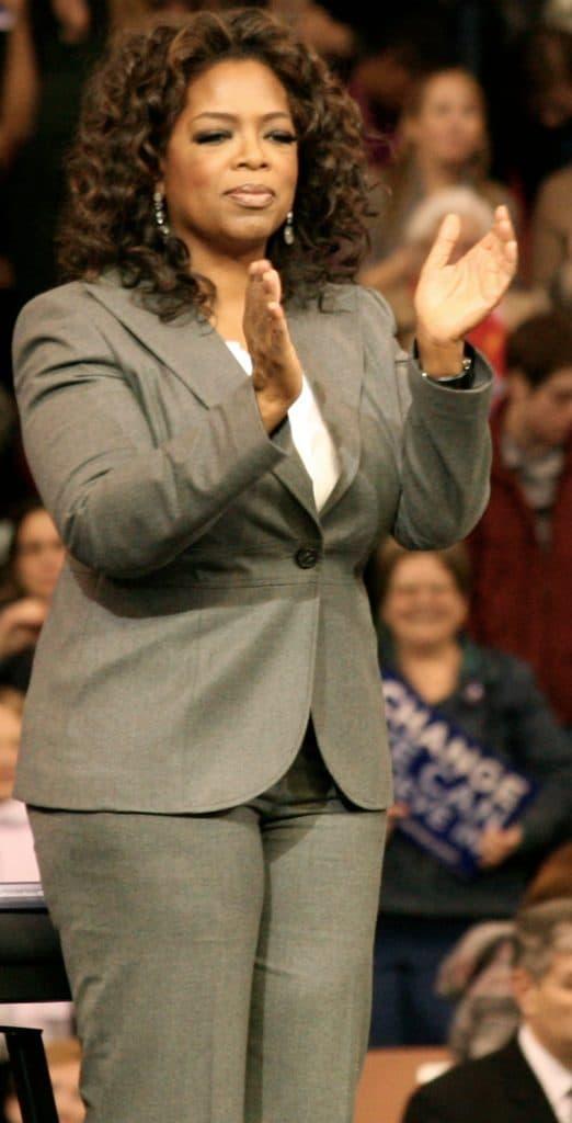 Oprah Winfrey Leadership profile