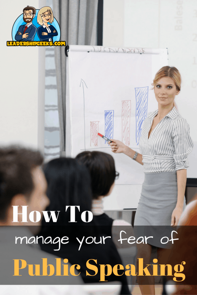 How To Manage Your Fear of Public Speaking