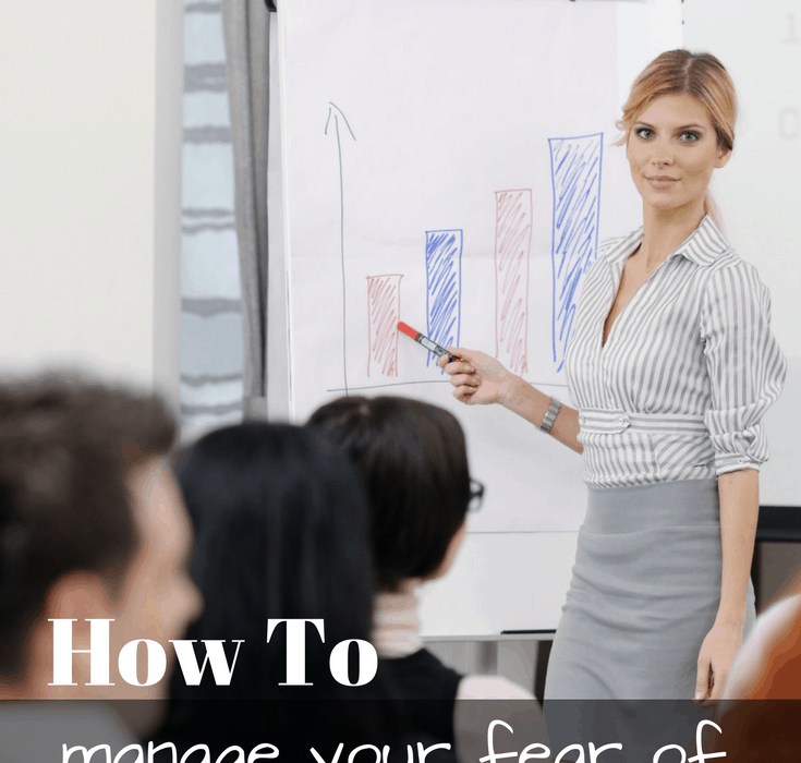 Public Speaking Skills: Managing the Fear of Speaking