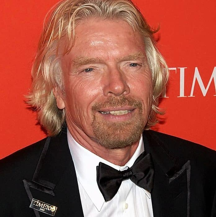 Richard Branson Leadership Profile