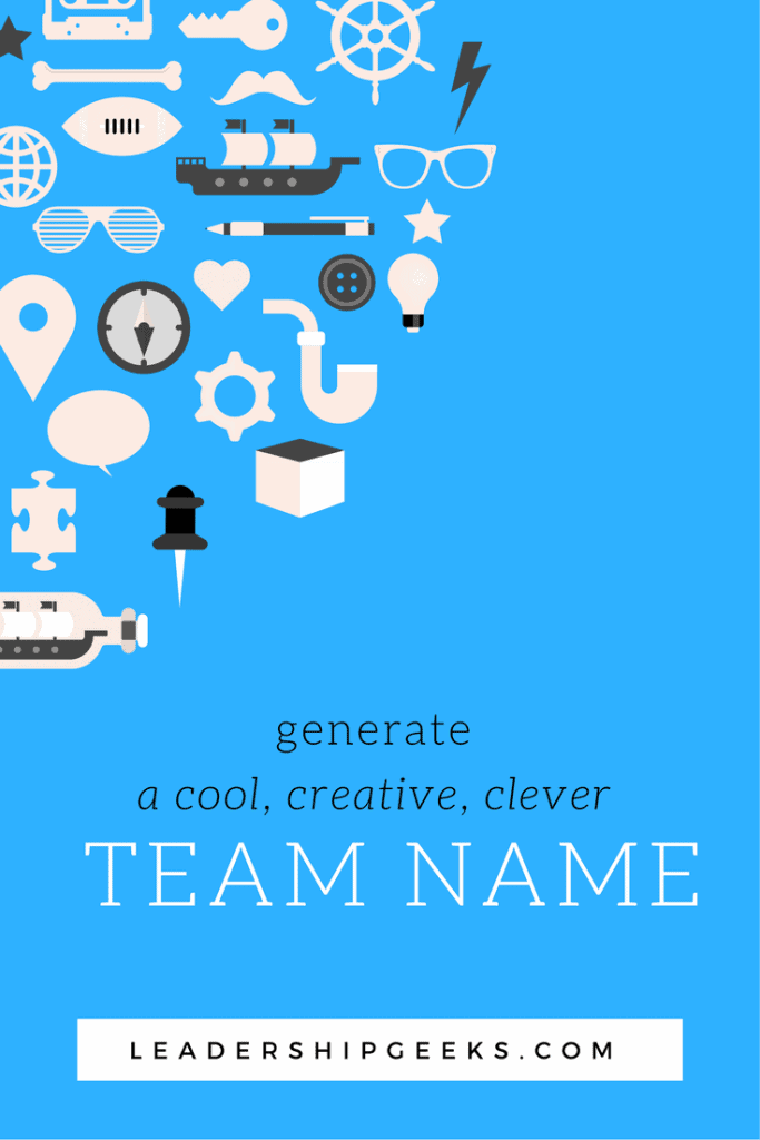 Generate a cool, creative, clever team name
