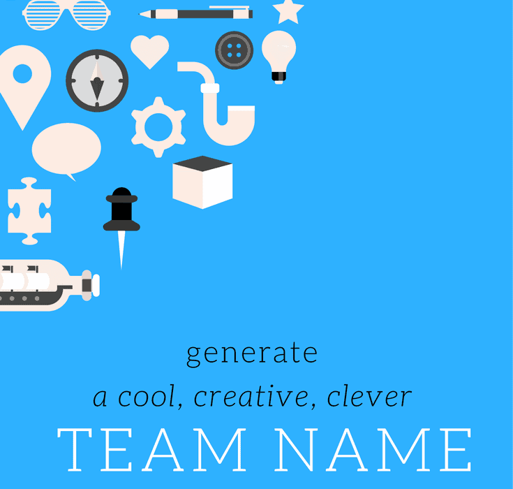 Cool Team Name Generator