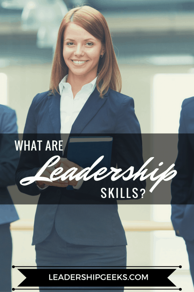 what are leadership skills?