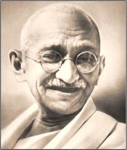 Mohandas Gandhi - Leadership Profile - LeadershipGeeks com